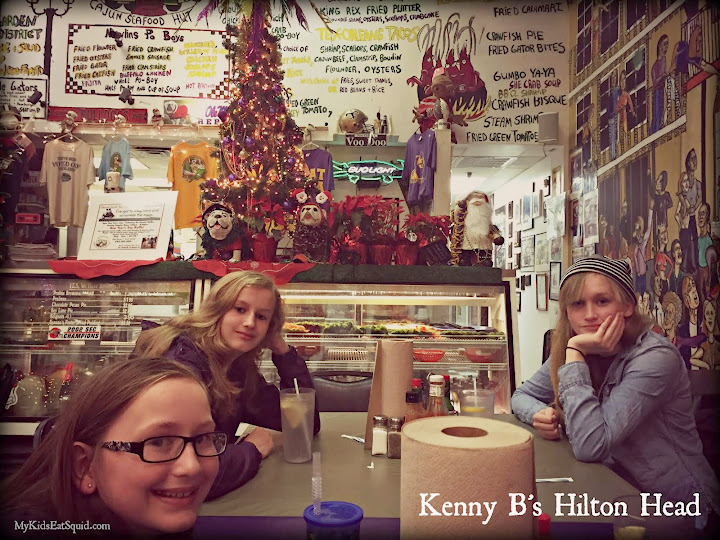 Kenny B's Cajun Seafood Hut. From 5 Affordable Family Restaurants in Hilton Head