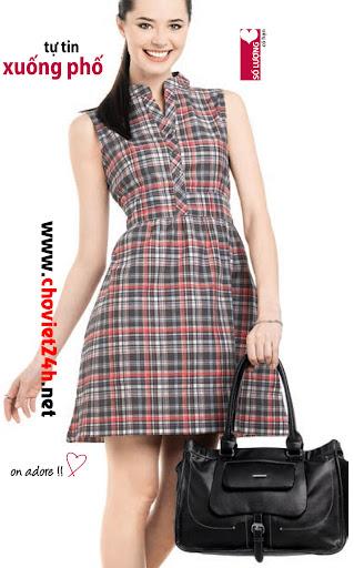 Túi xách nữ thời trang Sophie Serratule - LL384