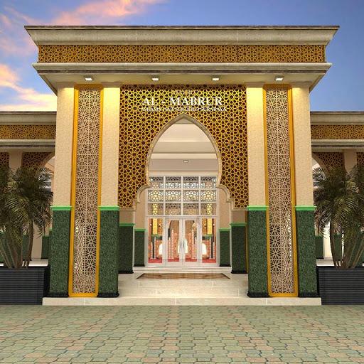 Foto Pintu Gerbang Masjid Brad Erva Doce Info