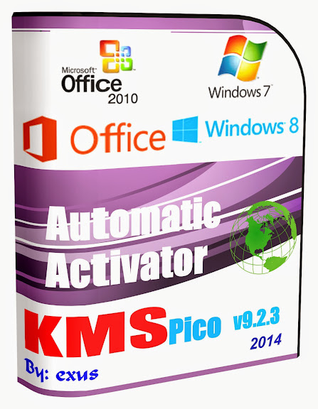 Ativador do Windows 7/8 e Offices 2010/2013 Permanentemente 2014
