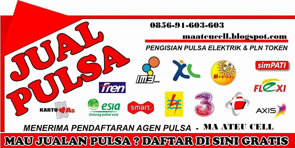 Image Result For Pulsa Murah Di Cidahu