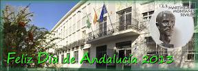 Feliz Día de Andalucía 28 Freb 2013