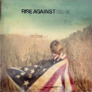 RISE AGAINST End game Album