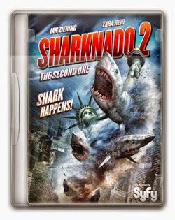 Sharknado 2 – A Segunda Onda HDTV – AVI Dual Áudio + RMVB Dublado
