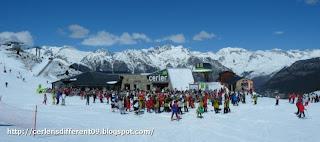 P1180661 - De fin de semana estresante a divertido, sol y nieve.