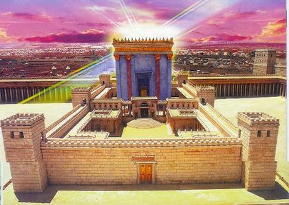 Второй Иерусалимский Храм. Экскурсия по Иерусалиму.