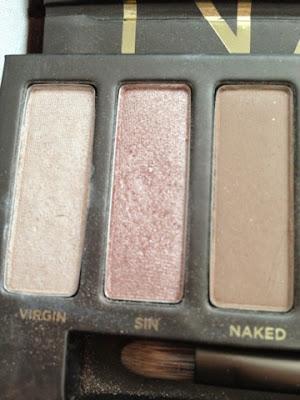 sin eye shadow naked palette