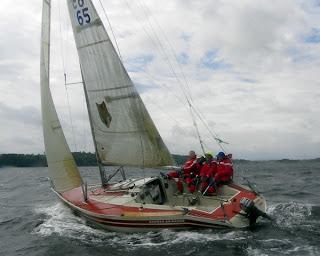 Banner 28 Racer - Katana af Herslev