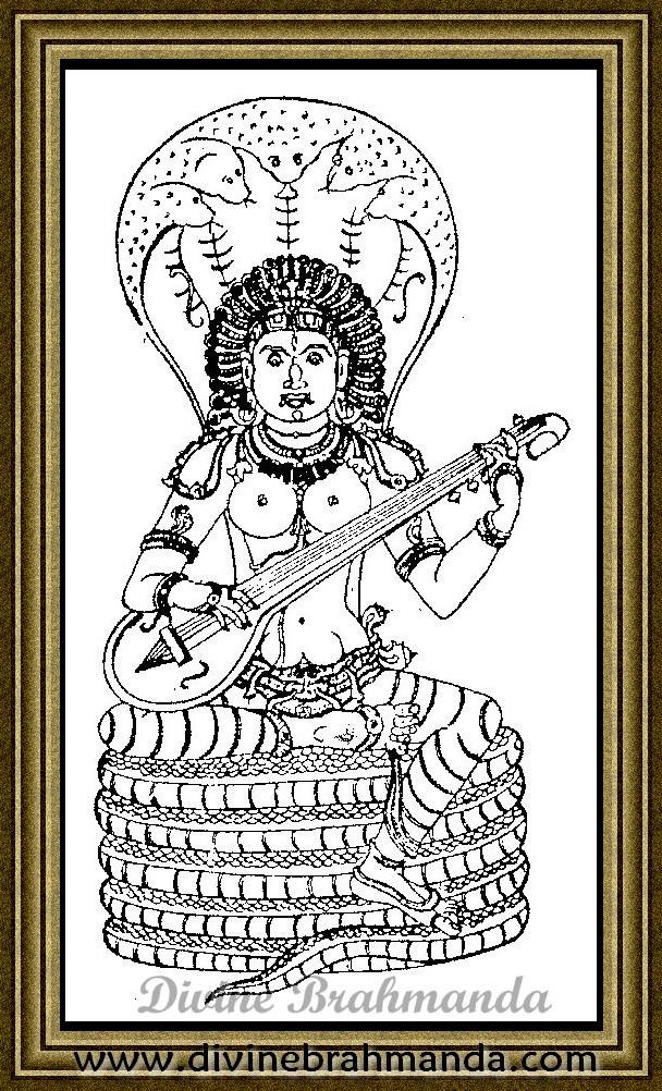 Soundarya Lahari Sloka, Yantra & Goddess To Get Masterly Skill - 60