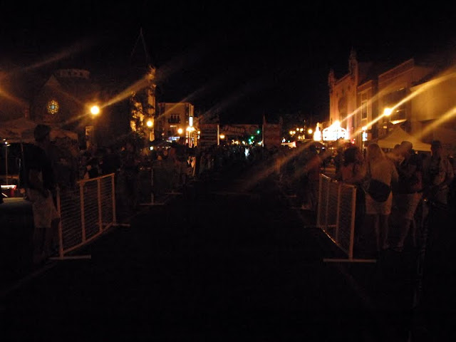 Dirty Kanza 200 Finish Line