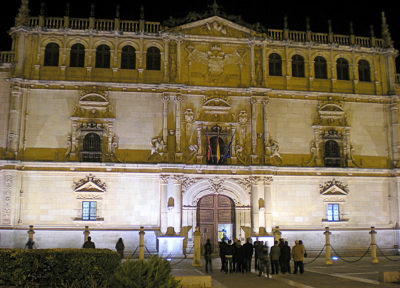 Madrid y su comunidad arquitectura arte e historia for Universidad complutense de madrid arquitectura