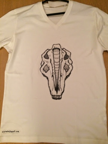 一角獣Tシャツ / Unicorn T-shirt