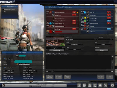Major WH,Ammo,Up,Point Hack,Cash Hack+New Baret Crosroad(Hitam) 2013