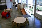 LePort Private School Irvine - Montessori infant daycare room