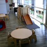LePort Private School Irvine - Montessori infant daycare room
