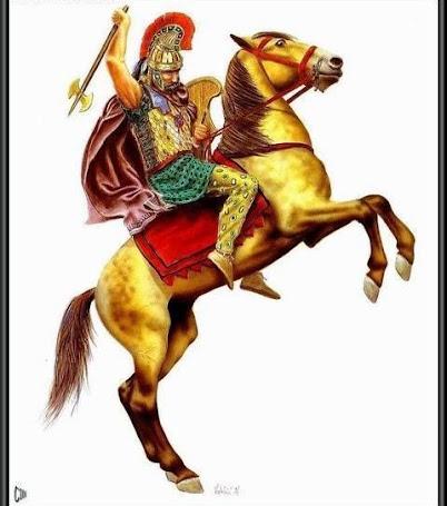 简述欧洲中世纪的骑士及其骑士制度 - 半省堂 - 1