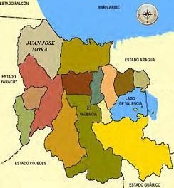 Mapa Municipio Juan Jose Mora