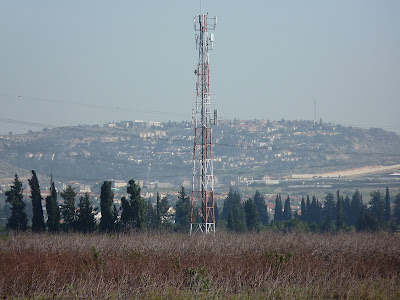 cellphone antenna tower