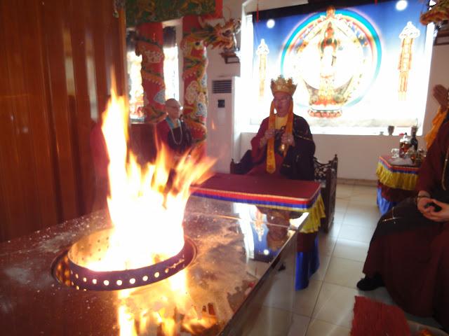 Tanya jawab Dengan Vajra Acarya Lian Yuan Seputar Ritual Api Homa