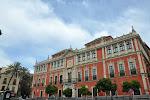 Séville: plaza de San Francisco