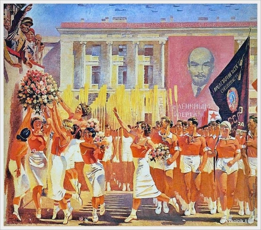 the demonstration of social realism in russia during stalins rule What russians think about stalin and monetized in russia the number of people visiting memorial in search of relatives who disappeared during stalin's.