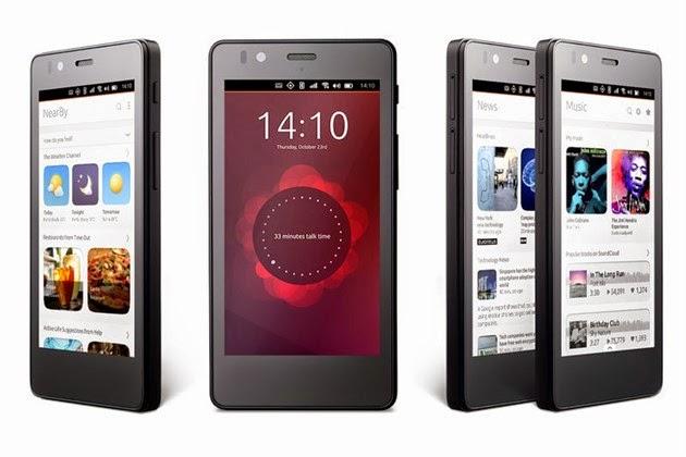 Smartphone đầu tiên chạy Ubuntu 'xuất xưởng' với giá 4 triệu đồng