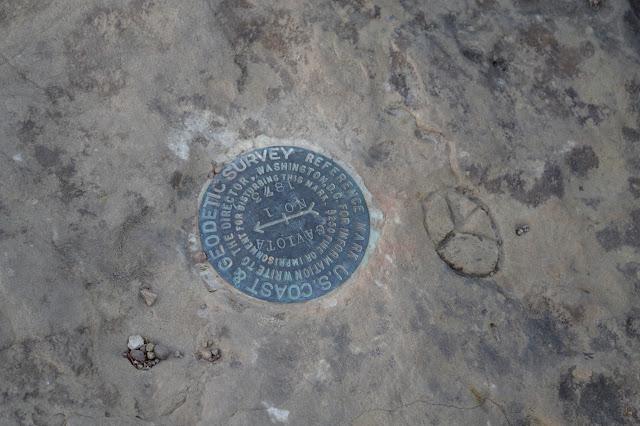 GAVIOTA reference mark