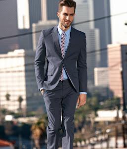 trang phuc phu hop voc dang 5 Giúp bạn nam chọn áo quần phù hợp với vóc dáng