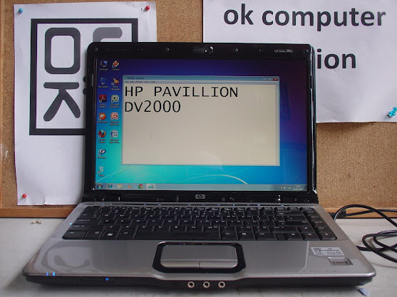 Original Keyboard HP Pavilion DV2000 V3000