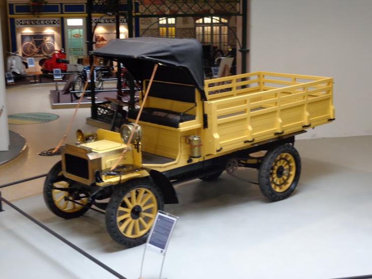 Musée de l'aventure Peugeot à Sochaux DSC01289