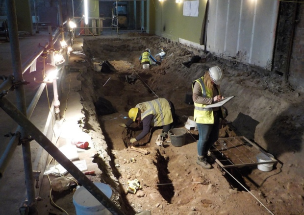 UK: 750-year-old skeletons will give picture of medieval Aberdeen