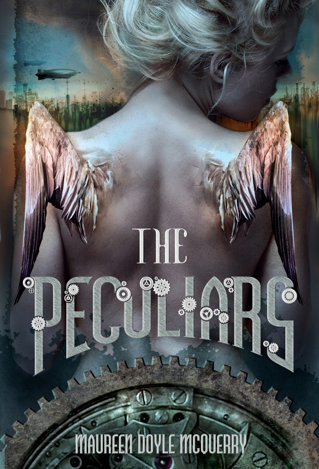 The Peculiars cover Maureen Doyle McQuerry