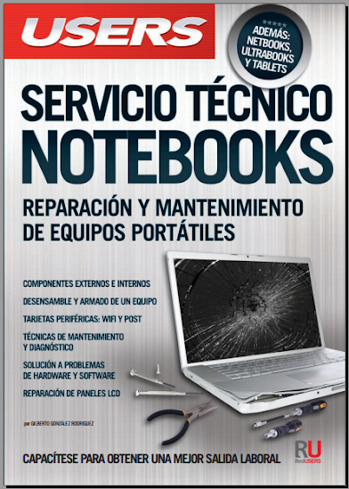 Servicio Técnico - Notebooks [Libro] Aprende a reparar tu notebook! Servicio-1