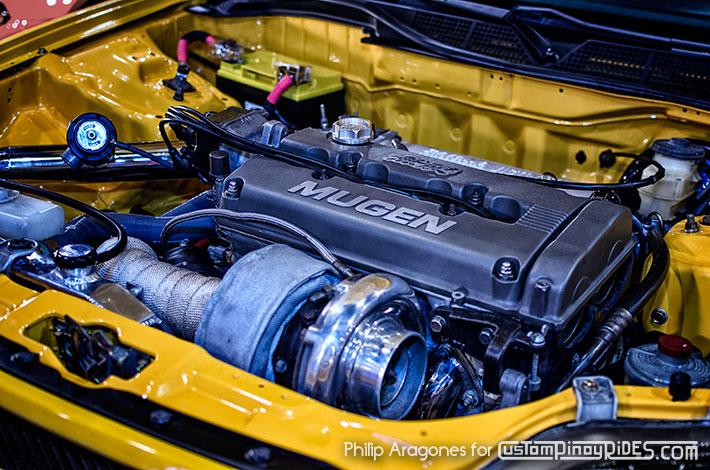 Honda Civic Mugen Turbo Custom Pinoy Rides Car Photography Philippines Philip Aragones Manila