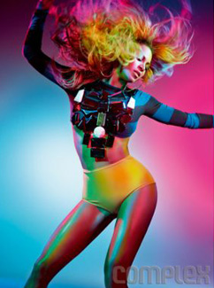 Beyoncé in Complex magazine | Photoshoot