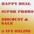 Potongan harga hingga Rp. 50000 belanja di Ivy online Clothing Shop