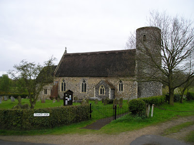 St Edmund church, Fritton