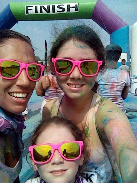 IMAG1460 Another Colorful Time! My Color Me Rad Recap