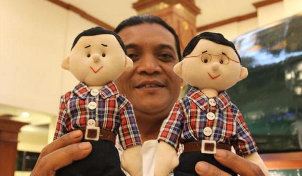 Boneka Jokowi-Ahok