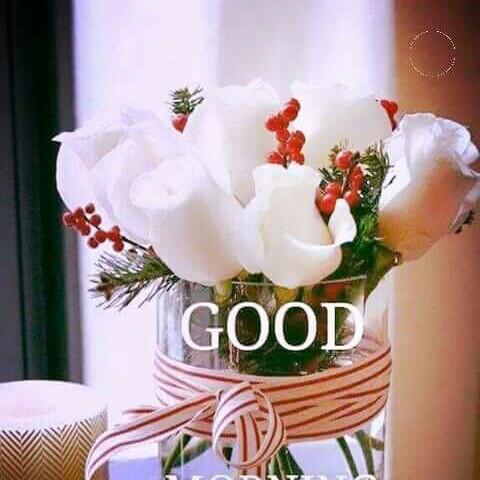Quran With Beautiful Flowers Gambar Islami