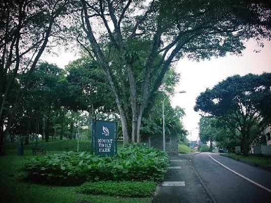 Mount Emily Park, Singapore, Singapore