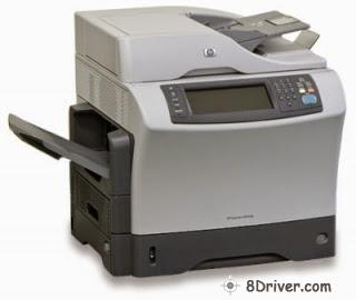 get driver HP LaserJet M4349 MFP 19.5