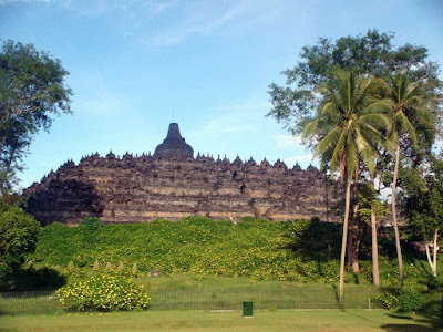 Borobudur Wallpaper