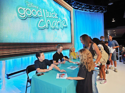 Disney drops 'Good Luck Charlie'