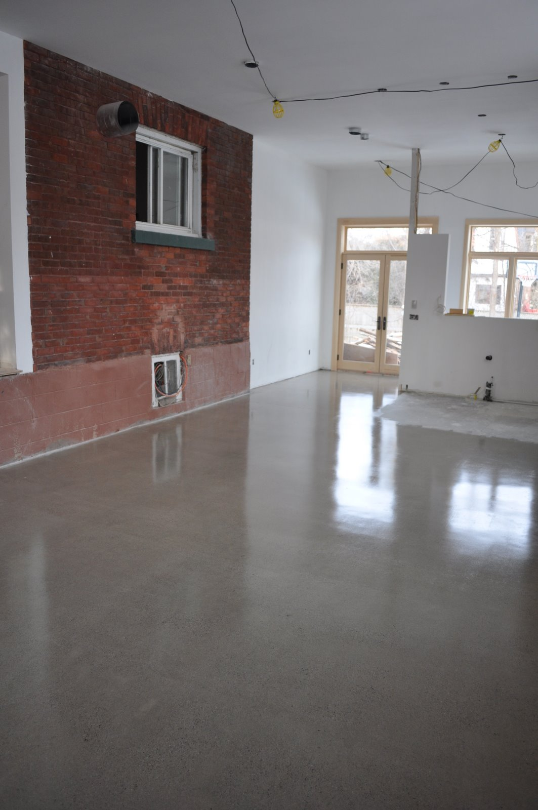 commercial residential coatings applications custom for floors industrial concrete
