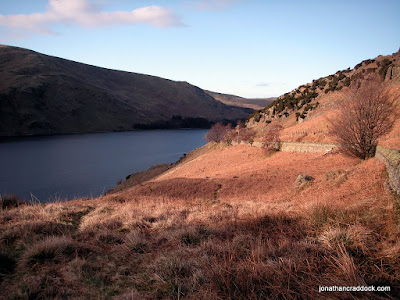 A beautiful summer evening over Haweswater