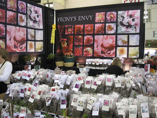 Kathleen's booth. What an incredible variety and the sweetest person