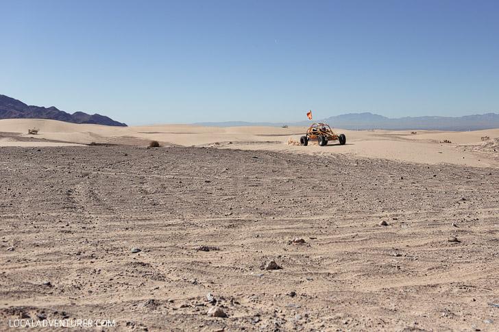 Dune Buggies Las Vegas.