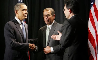 Republicans to Obama: keep holding America hostage
