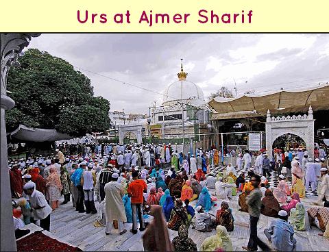 Urs At Ajmer Sharif